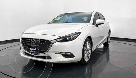 Mazda 3 Hatchback s Grand Touring Aut usado (2017) color Blanco precio $287,999