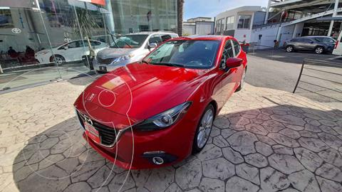 Mazda 3 Hatchback s Grand Touring Aut usado (2014) color Rojo precio $198,000