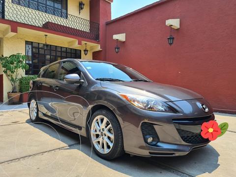 Mazda 3 Hatchback s Grand Touring Aut usado (2013) color Grafito precio $170,000