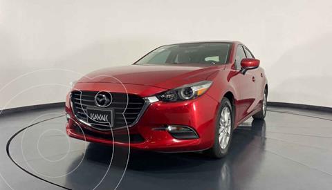 Mazda 3 Hatchback i Touring Aut usado (2017) color Rojo precio $272,999