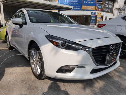 Mazda 3 Hatchback s Grand Touring Aut usado (2018) color Blanco precio $299,000