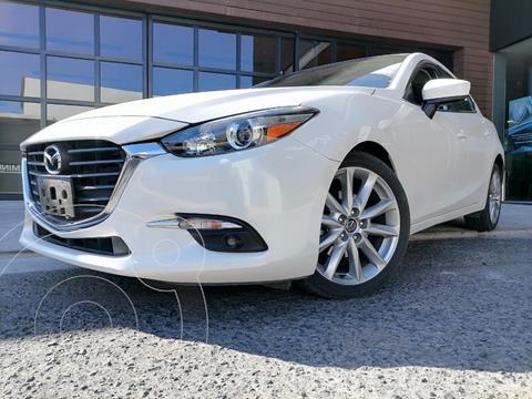 Mazda 3 Hatchback i Sport usado (2018) color Blanco Perla precio $275,000