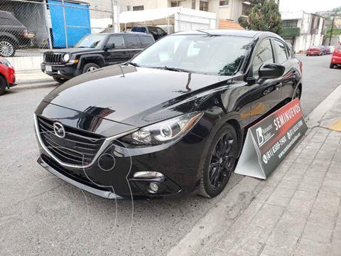 Mazda 3 Hatchback s Aut usado (2016) color Negro precio $224,000