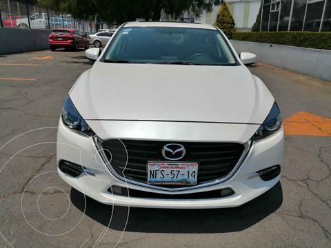 Mazda 3 Hatchback s usado (2018) color Blanco precio $249,000