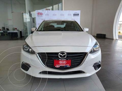 Mazda 3 Hatchback i Touring Aut usado (2015) color Blanco precio $179,900