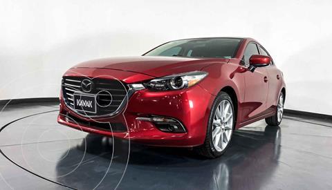 Mazda 3 Hatchback s Aut usado (2017) color Rojo precio $272,999