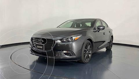 Mazda 3 Hatchback s Aut usado (2017) color Gris precio $264,999