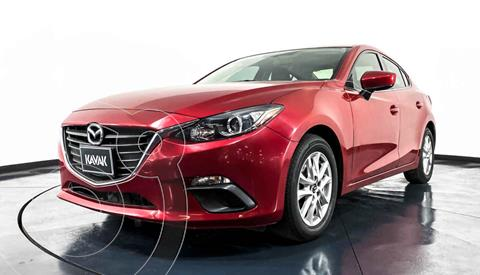 Mazda 3 Hatchback i Touring usado (2015) color Rojo precio $207,999