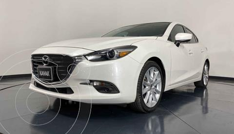 Mazda 3 Hatchback s Grand Touring Aut usado (2017) color Blanco precio $287,999