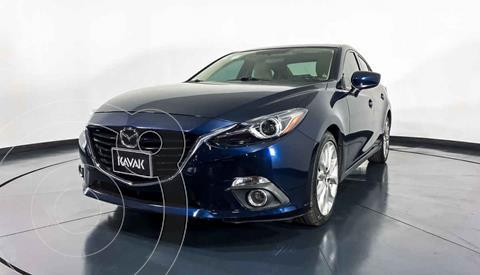 Mazda 3 Hatchback i Grand Touring Aut usado (2015) color Azul precio $234,999