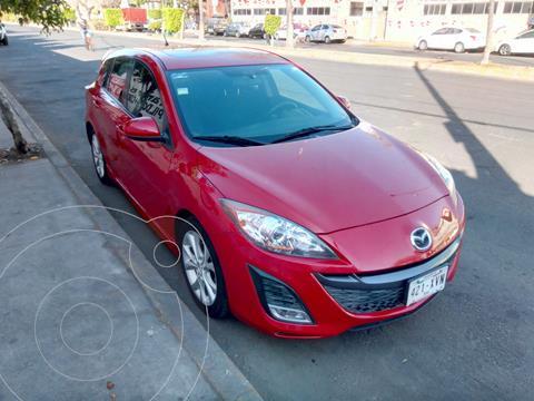 Mazda 3 Hatchback s Grand Touring Aut usado (2020) color Rojo precio $127,500