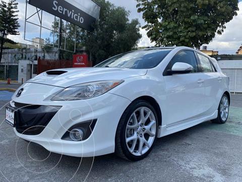 Mazda 3 Hatchback Speed usado (2012) color Blanco precio $195,000