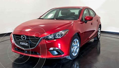 Mazda 3 Hatchback s  usado (2015) color Rojo precio $197,999