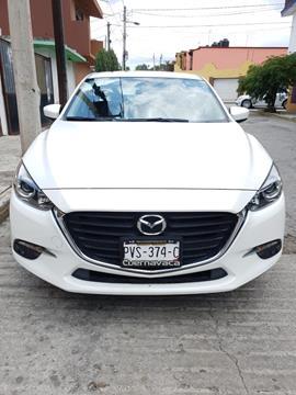 Mazda 3 Hatchback s Grand Touring Aut usado (2017) color Blanco precio $260,000