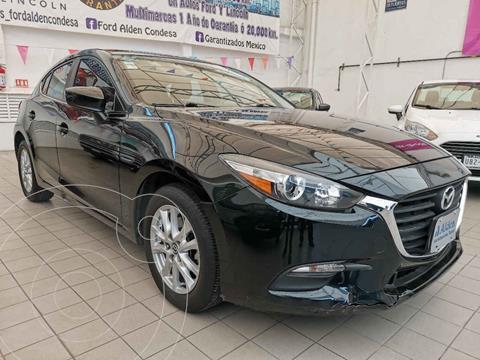 Mazda 3 Hatchback i Touring Aut usado (2017) color Negro precio $249,000