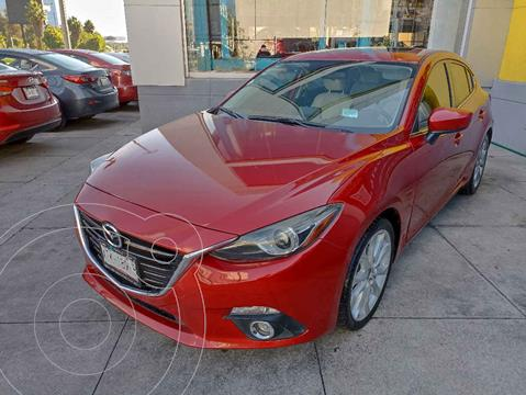 Mazda 3 Hatchback s Grand Touring Aut usado (2016) color Rojo precio $257,000