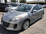 Foto venta Auto usado Mazda 3 Hatchback s  Aut (2013) color Plata Sonic precio $165,000