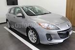 Foto venta Auto usado Mazda 3 Hatchback s Aut (2013) color Gris precio $153,000