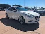 Foto venta Auto usado Mazda 3 Hatchback s Grand Touring Aut (2018) color Blanco Perla precio $315,000