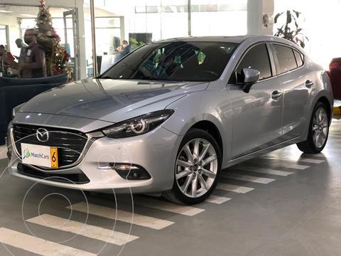 Mazda 3 Sedan 2.5L Grand Touring Aut    usado (2018) color Plata precio $61.990.000