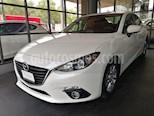 Foto venta Auto usado Mazda 3 Sedan i 2.0L Touring Aut (2016) color Blanco precio $210,000
