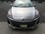 Foto venta Auto usado Mazda 3 Sedan i 2.0L Touring Aut (2013) color Gris Plata  precio $149,000