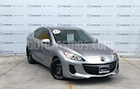 Foto venta Auto usado Mazda 3 Sedan i Aut (2013) color Aluminio precio $155,000