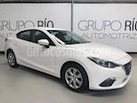Foto venta Auto usado Mazda 3 Sedan i Aut (2015) color Blanco precio $179,000