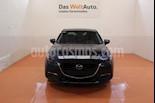 Foto venta Auto usado Mazda 3 Sedan i Grand Touring Aut (2017) color Azul Marino precio $270,000