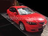 Foto venta Auto usado Mazda 3 Sedan i Touring Aut (2008) color Rojo precio $95,000