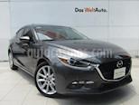 Foto venta Auto usado Mazda 3 Sedan i Touring Aut (2018) color Gris Titanio precio $299,000