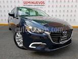 Foto venta Auto usado Mazda 3 Sedan i Touring Aut (2017) color Azul Marino precio $244,000