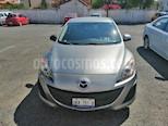 Foto venta Auto usado Mazda 3 Sedan i (2011) color Gris Plata  precio $87,000