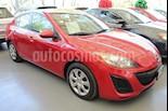 Foto venta Auto Seminuevo Mazda 3 Sedan i (2010) color Rojo precio $139,000