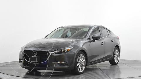 Mazda 3 Sedan s Grand Touring Aut usado (2018) color Gris Oscuro precio $285,000
