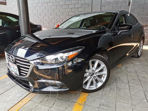 Mazda 3 Sedan I Sport Aut usado (2017) color Negro precio $255,000