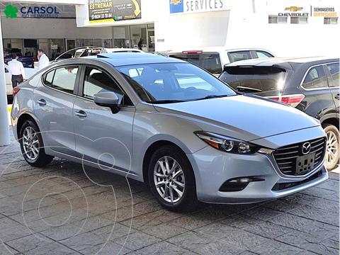 Mazda 3 Sedan i 2.0L Touring Aut usado (2018) color Plata Dorado precio $269,000