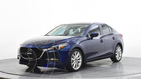 Mazda 3 Sedan s Grand Touring Aut usado (2018) color Azul Oscuro precio $288,500