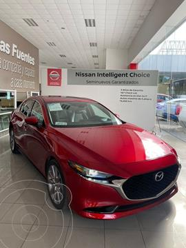 Mazda 3 Sedan i Grand Touring Aut usado (2020) color Rojo precio $390,000