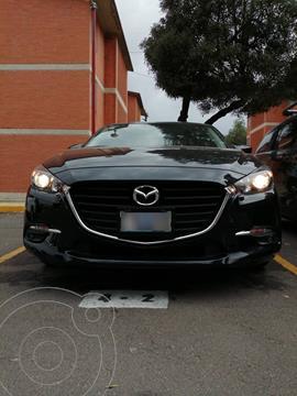 Mazda 3 Sedan I Sport Aut usado (2018) color Negro precio $260,000