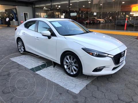 Mazda 3 Sedan s Grand Touring Aut usado (2017) color Blanco Perla precio $245,000
