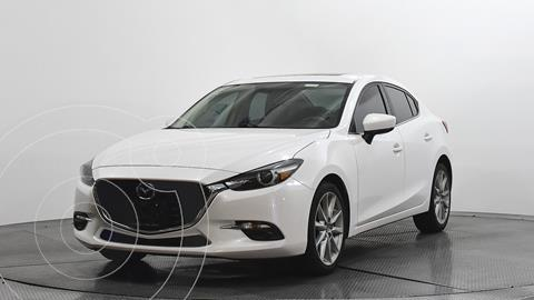 Mazda 3 Sedan s Grand Touring Aut usado (2018) color Blanco precio $303,500