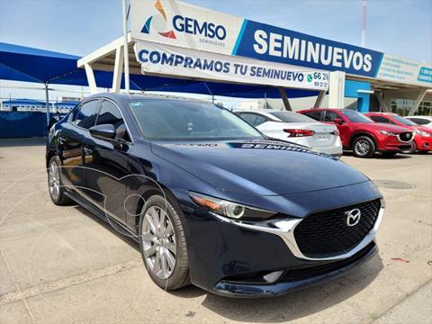 Mazda 3 Sedan i Grand Touring Aut usado (2019) color Azul Marino precio $340,000