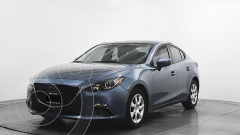 Mazda 3 Sedan i Aut usado (2015) color Azul Acero precio $184,500