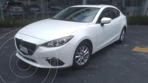 Mazda 3 Sedan i 2.0L Touring Aut usado (2014) color Blanco precio $189,000
