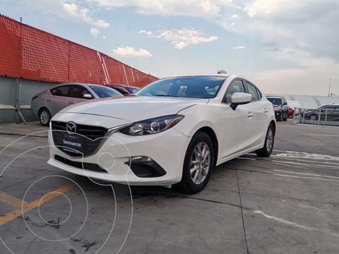 Mazda 3 Sedan i Touring Aut usado (2016) color Blanco precio $229,000