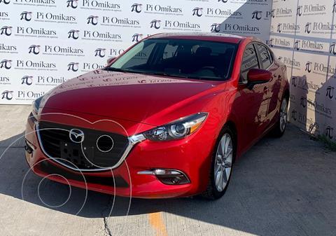 Mazda 3 Sedan i 2.0L Touring Aut usado (2018) color Rojo precio $300,000