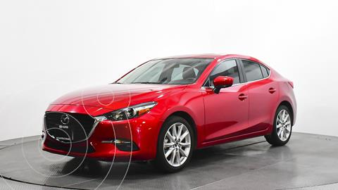 Mazda 3 Sedan s usado (2018) color Rojo precio $287,000