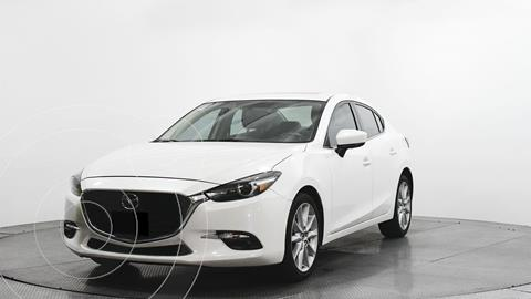 Mazda 3 Sedan s Grand Touring Aut usado (2018) color Blanco precio $320,200