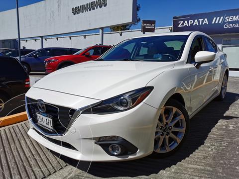 Mazda 3 Sedan s Grand Touring Aut usado (2016) color Blanco Perla precio $230,000